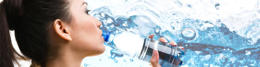 Wasserflaschen bedrucken – unsere Spezialität